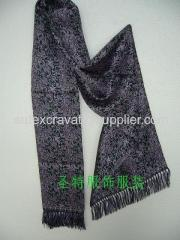 Printed Long Scarf