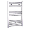 Chrome-plated Towel Rail Heater