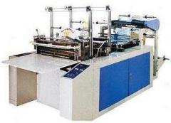 Heat Sealing & Cold Cutting Bag Making Machine