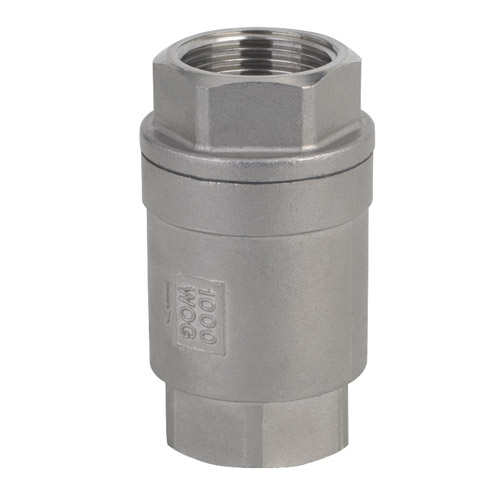 Stainless Steel Lift and vertical lift check Valve
