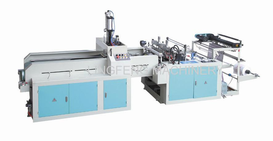 Full automatc shopping Bag Making Machine