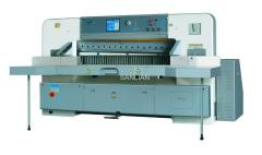 Touch Screen Paper Cutting Machine