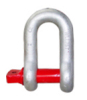 American Standard D-steel Shackle