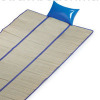 Folding Beach Mat with Inflatable Pillow