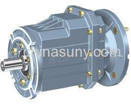 TRC Series Mini Helical Gearbox