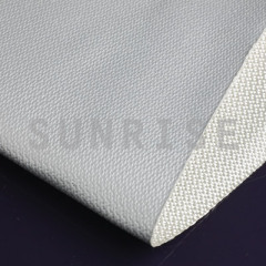 Single silicone Coating Fabric