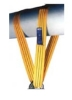 Flat Webbing Sling With Capacity Stripe