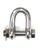 Bolt Chain Shackle Safety Pin