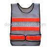 Safety Vest With Reflective Tape