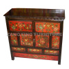 Tibetan antique Cabinet