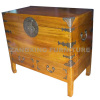 Antique Wedding Trunk