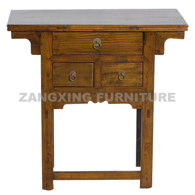 Antique shangdong Table