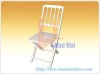 White Folding Chiavari Chair