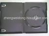12mm Single Black DVD Case