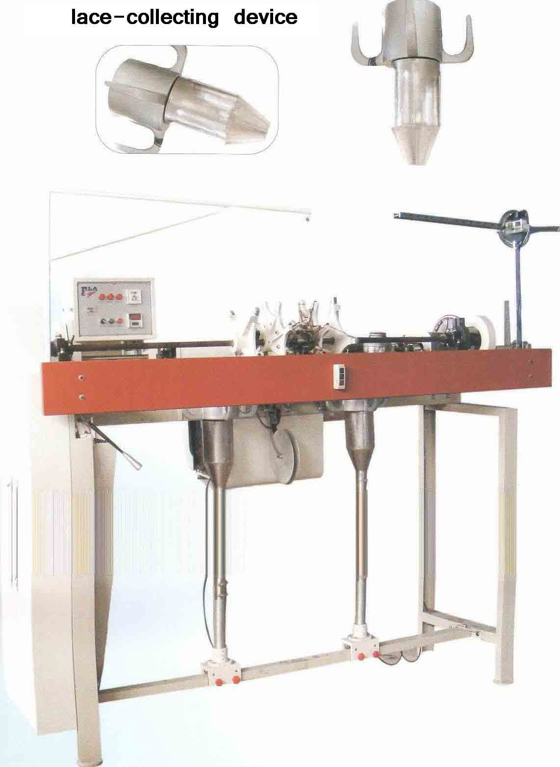 CO series Automatic shoelace tipping Machine