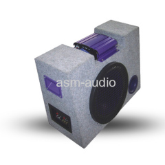 Powered Enclosure Subwoofer System