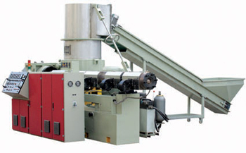 PE/PP Recycling & Granulating Line