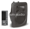 15inch Two-way Portable Powered Loudspeaker System