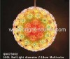100L BALL LIGHT, 8F,MULTI COLOR