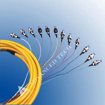 Fiber Optic Pigtail Bundles
