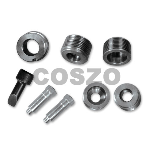 cnc machined hardware with various material