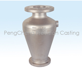 Gray iron investment casting