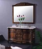 Solid Oak Wood Bathroom Cabinets,Bathroom Vanity