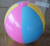 Beach Ball With 3 Colour