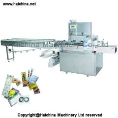 Automatic Flow Wrapping Machine (Lower Feeding )
