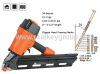34° 3-1/2'' Clipped Head Framing Nailer\