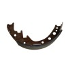 BRAKE SHOE AND PAD