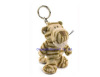 Plush Tiger Key Chain