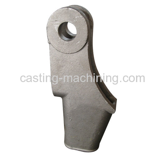 custom carbon steel casting construction machinery parts