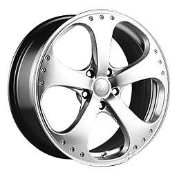 alloy zinc custom made wheels
