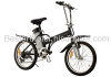 Foldable Alloy Frame Electric Bicycle