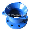 sand casting aluminium pipe fittings