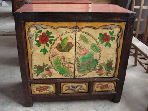 Antique Small Cabinet