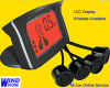 10 years Original Factorty LCD Car Parking Sensor System