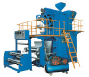 Rotational Die PP Film Extrusion Machine