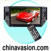 Single Din Car Multimedia Center with DVD