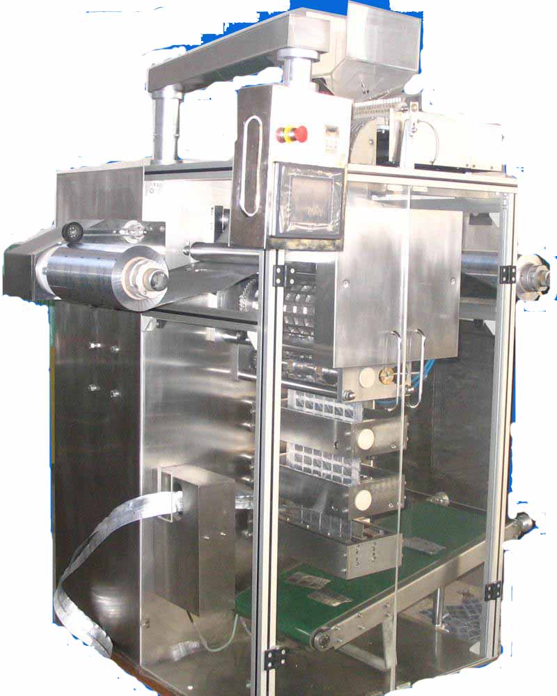 Strip Packaging Machine Four Edge Sealing