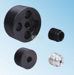 Mulit-Wedge sheave pulley