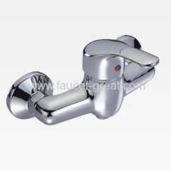 Single Handle Wall Mount Shower Faucets