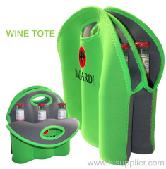 Neoprene Wine Bag