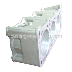 gravity casting aluminum alloy Engine parts