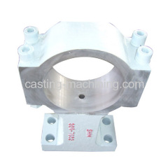 cast iron precision bearing housing