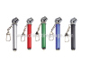 Key-chain tyre gauge