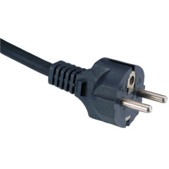 Schuko Power Cord Straight type