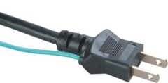 Japan plug with clamp