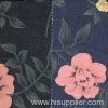 Cotton Denim Fabric(Stretch)